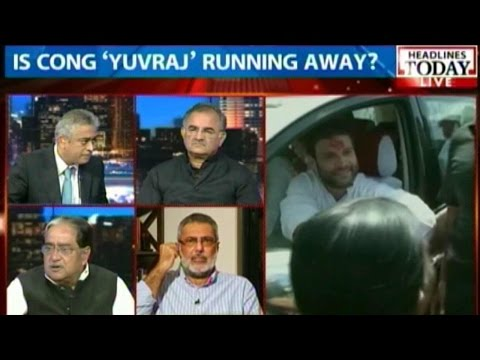 News Today At Nine: Why is Rahul Gandhi On Leave During Budget Session?