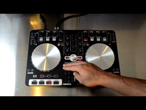 Reloop BeatMix Digital DJ Controller Demo & Review Video