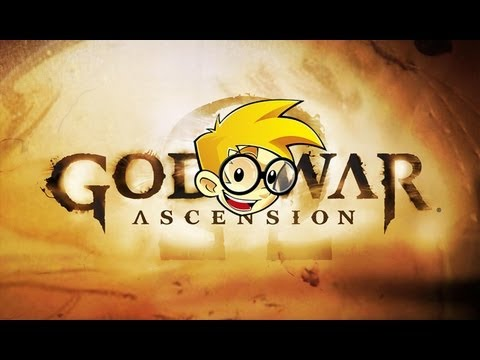 God of War: Ascension - BETA Gameplay - Nerds Primatas
