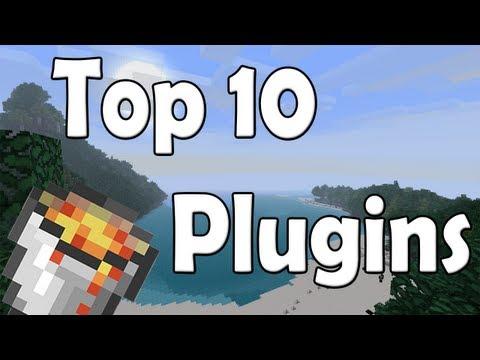 Minecraft 1.7 - Top 10 Bukkit Plugins