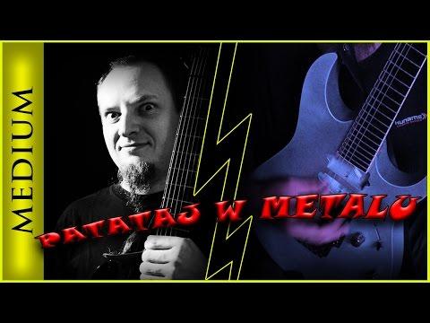 Lekcje Gry Na Gitarze Galop Patataj W Metalu. Kolejna Lekcja Gry Na Gitarze