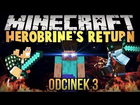 Minecraft Herobrine's Return: Poznaj krzyki Remka! - odc. 3