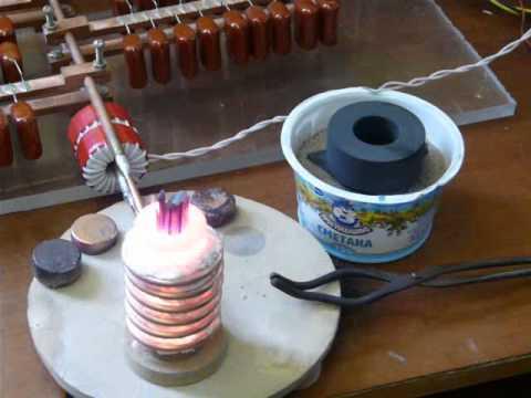 Как сделать аппарат для сварки медных проводов