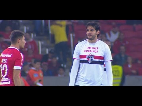 Ricardo Kaká vs Internacional (20/08/14) HD 720p by Yan