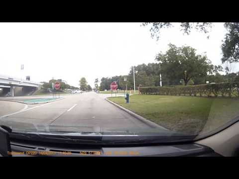 Return to Car rental Facility at George Bush Airport, Houston, TX
