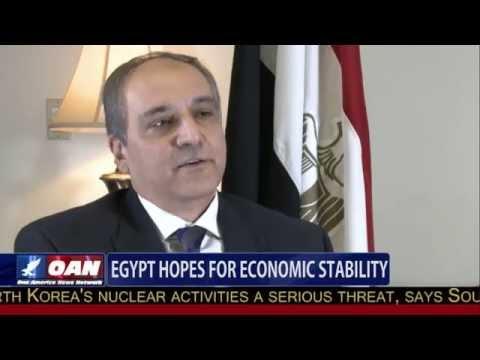 Egypt Hopes for Economic Stability