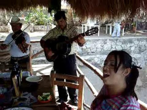 Cantando en Santa Maria del Oro (samao)
