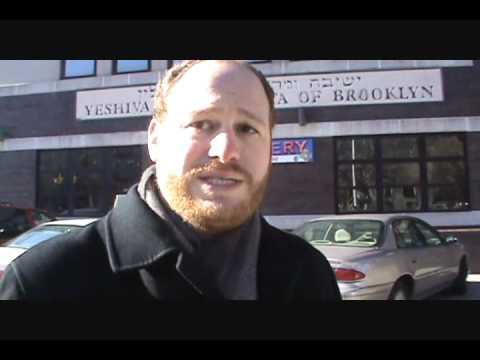Swastikas On Yeshiva Of Brooklyn On Ocean Parkway & Avenue