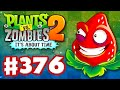 Plants vs. Zombies 2: It's About Time - Gameplay Walkthrough Part 376 - Strawburst! (iOS)
