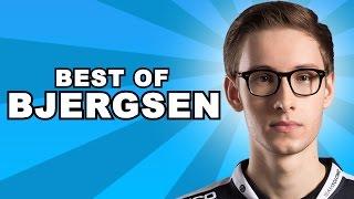 Best of Bjergsen | Best Western Midlaner - League of Legends