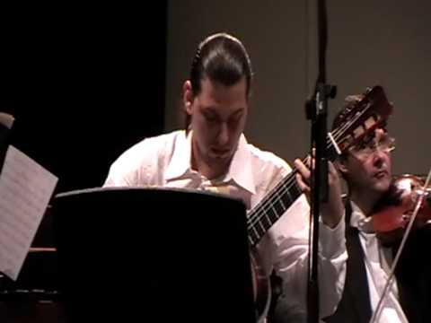 Tal Hurwitz plays Concerto Elegiaco by Leo Brouwer