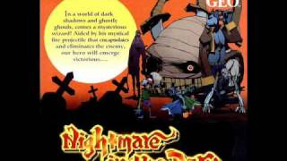 Nightmare in the Dark - Nightmare (Boss Battle) / Nightmare Defeated
