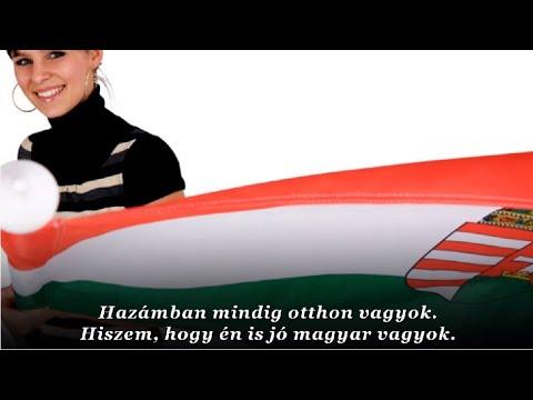 Kiss Kata Zenekar : Magyar vagyok (dalszöveggel)