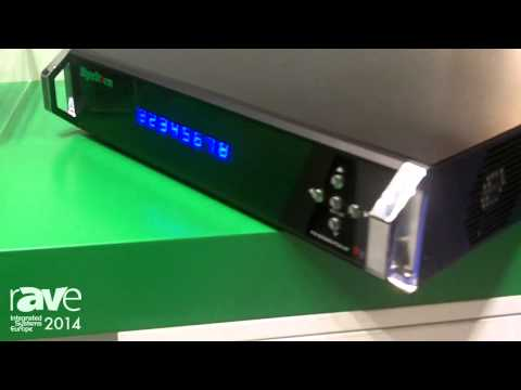 ISE 2014: WyreStorm Showcases New 4K Matrix Switch of PP Product Family