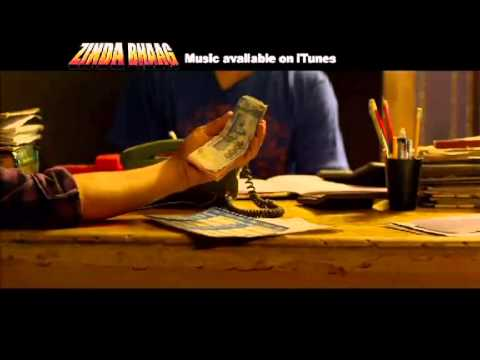 Pani Da Bulbula English and Urdu Version OST by Ibrar ul haq For Zinda Bhaag Mov