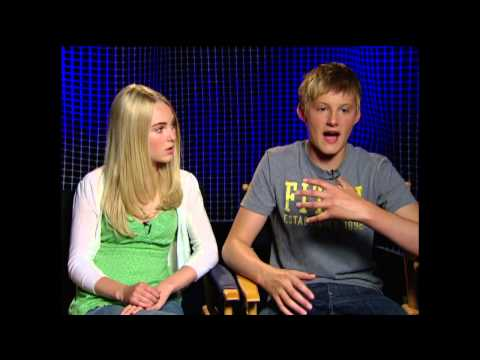 Race To Witch Mountain: AnnaSophia Robb & Alexander Ludwig Exclusive Interview