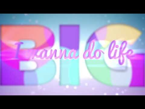 Jamie Grace - Do Life Big (Official Lyric Video)