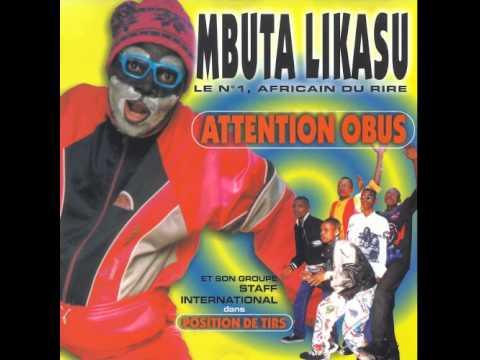 Mbuta Likasu / Staff International - Attention obus