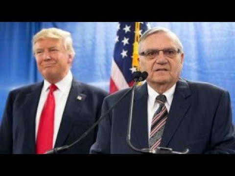 Joe Arpaio reacts to presidential pardon from Trump