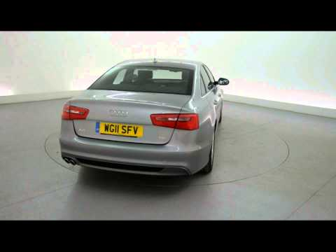 Audi A6 2.0 TDI S Line 4dr For Sale In Hampshire