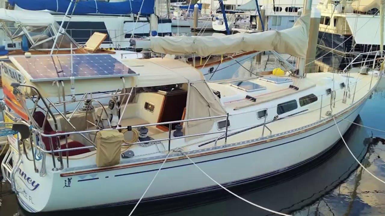 Tatoosh 42 Walkthrough By Joe Zammataro at Preferred Yachts
