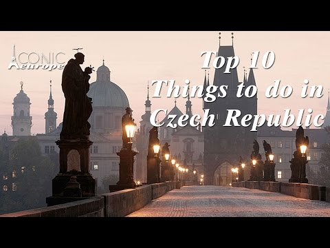 Top 10 Things to do in Czech Republic