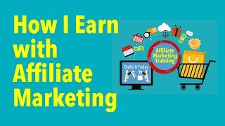 how to earn with affiliate marketing website training tutorials