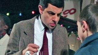 Mr Bean - Salvation Army Band Carols -- Weihnachtslieder der Heilsarmee