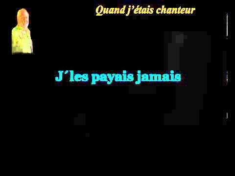 Florent Pagny - Quand J