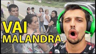 CANTANDO EM PUBLICO ANITTA VAI MALANDRA, PEGADINHA DO TIRO - CAIO RESPONDE #90