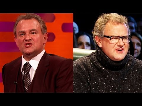 HUGH BONNEVILLE Wears Red Lipstick on TOP GEAR?! - The Graham Norton Show on BBC AMERICA
