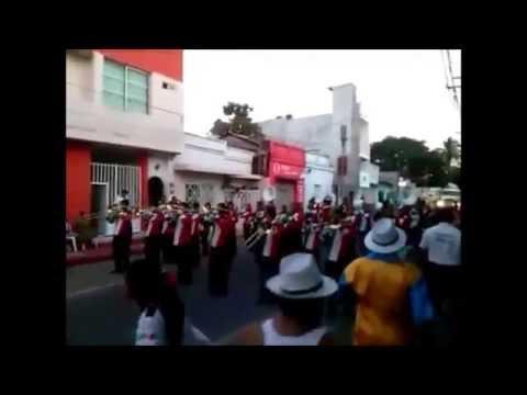 Halcones de Coatzacoalcos!  Marching Band