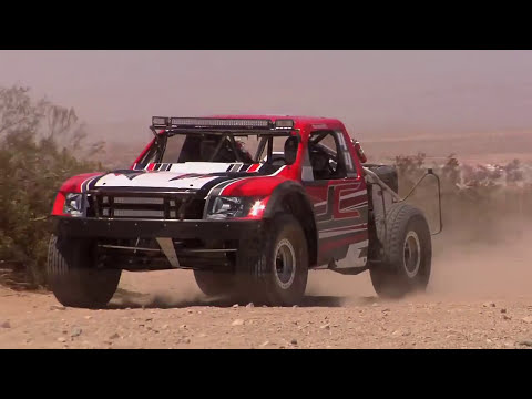 Jergensen's Racer Trophy Truck