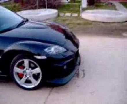 My Mazda RX-8 exhaust & body kit premier Music Videos