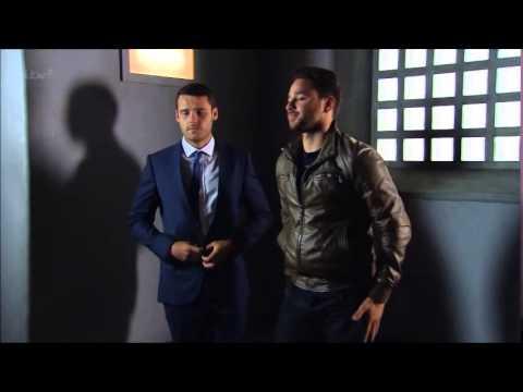 Aaron Livesy Part 16 (17-09-2014) The first meeting of Finn & Aaron