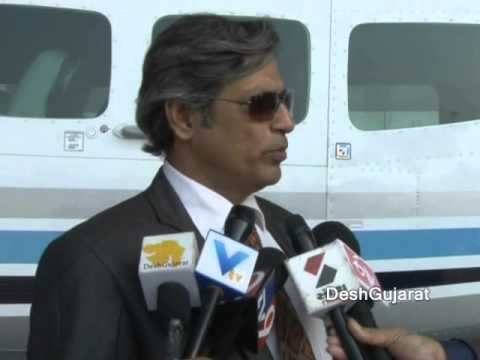 MehAir co-founder briefs media on their Gujarat launching
