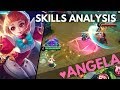 ANGELA : NEW SUPPORT HERO SKILL AND ABILITY EXPLAINED | Mobile Legends MP3
