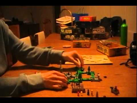 Video Board Game Review: LEGO Heroica