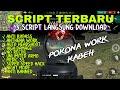 🔥Free Fire🔥 Script Terbaru v.1.22.2 September | Cara Pasang Script Agar Work 100%