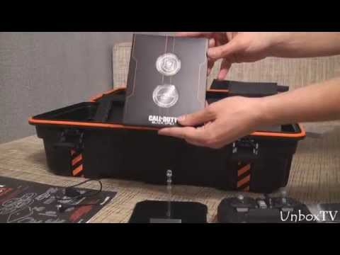 Обзор Call of Duty Black Ops 2 CARE PACKAGE EDITION UNBOX!