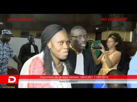 """Dans l'actualité/No comment - Ouverture du procès de Simone Gbagbo pour """"crimes contre l'humanité"""""""
