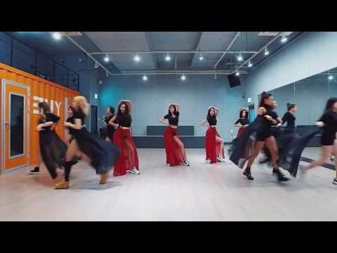 開始Youtube練舞:I Like That-SISTAR  | Dance Mirror