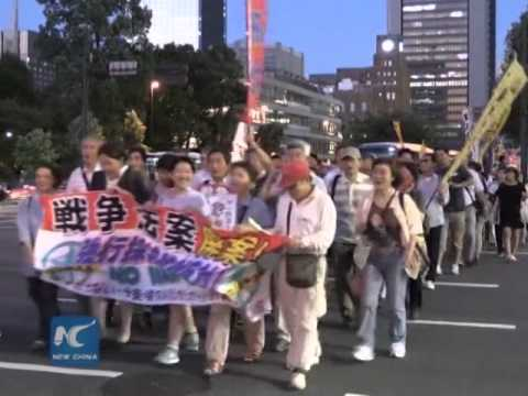 Public support plunges for Japan PM