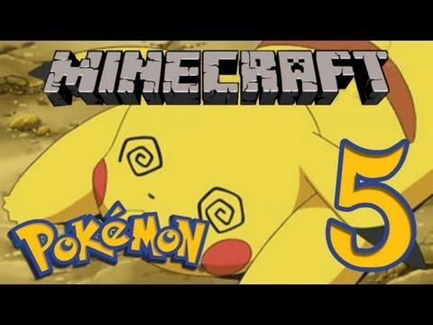 Nooo Mis Pokemon!! POKEMON En MINECRAFT 1.4.5 | Pixelmon Ep.5 | - Minecraft Mod