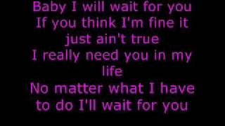 Elliott Yamin - Wait For You [Lyrics]