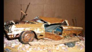 RAT 1964 IMPALA CAR WRECK