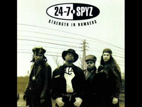 24-7 Spyz - Stuntman