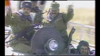 Final Soviet Withdrawal from Afghanistan - February 15, 1989 - CBS Evening News