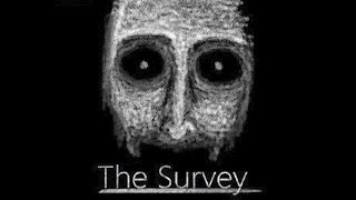 The Survey - Creepy Indie Horror Game, Full Playthrough
