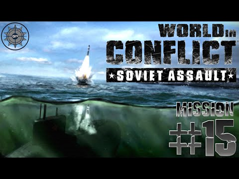 Liberty Lost - World in Conflict: Soviet Assault - Mission #15 (Walkthrough)(Max Settings)